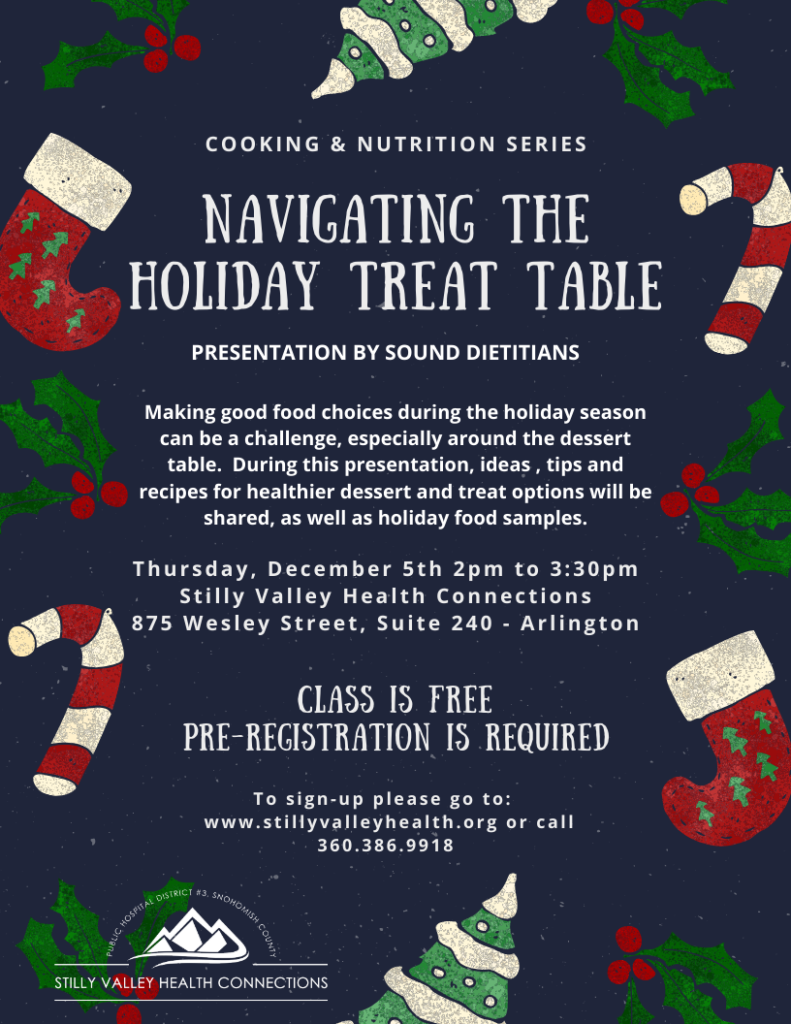 Navigating The Holiday Treat Table – 2019 Cooking